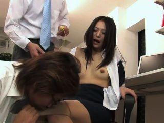 Ol Ni Renzoku Nakadashi Escena 2