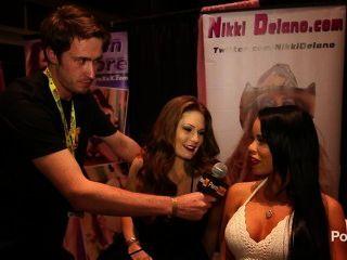 Pornhubtv Alison Moore Y Nikki Delano Entrevista En Exxxotica 2014