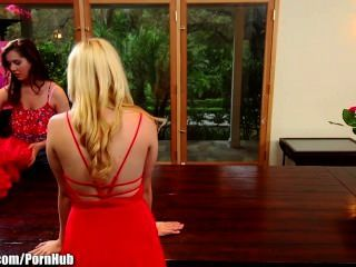 Girlway Samantha Rone Tribbing: Chica Del Mes