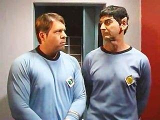 Star Trek Deepthroat Nueve