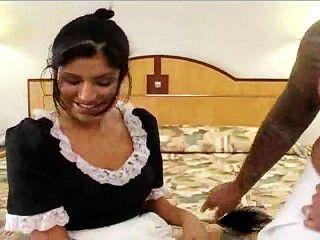 Sativa Rose: Hotel Maid
