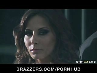 Grandes Tit Pornstars Madison Hiedra Y Rebeca Linares Follar En Trío