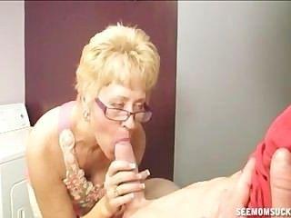 Hot Wife Tracy Blowjobs Su Ahijado