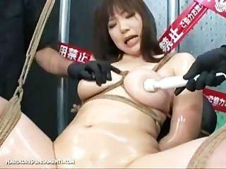 Extrema Japonés Dispositivo Suspensión Esclavitud Sexo
