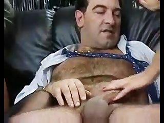 Babette Azul Fisting Trío