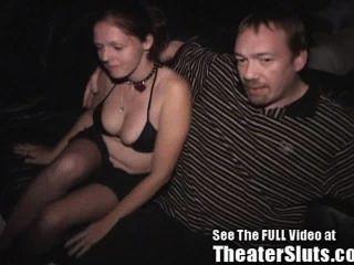 Cum Culo Esposa Follada En El Cine Porno