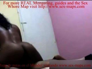 Prostituta Dominicana Folla Con Hombres Machistas