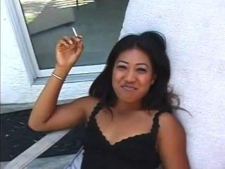 Lyla Lei Smoke Outdoors (detrás De Las Escenas)