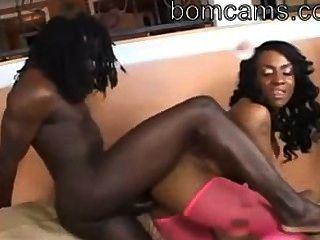Chick Negro Chorro De Doggystyle Bomcams.com