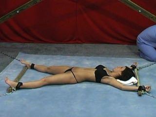 Tickle Challenge Stacie Lynn 2