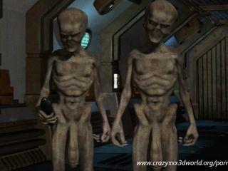 3d Cómico: Abducción Alienígena.episodio 2