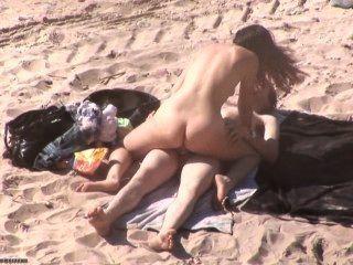 Sexo De La Playa Amateur # 67