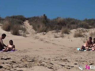 Ainara Follando En La Playa