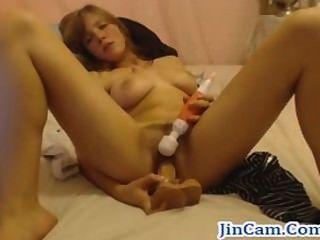 Inocente Babe Cum Orgasmo Con Vibrador Y Juguetes Webcam Show Gratis