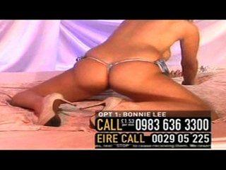 Dionne Daniels Fishnet Clásico Elite Tv 2011