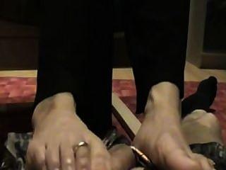 Footjob Mujeres Asiáticas