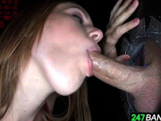 Lizzie Tucker Chupa Y Folla Dick En Gloryhole_2.1