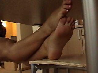 Piernas Descalzas