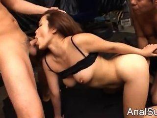 Sexo Anal Japanese En El Garaje Japan Adult.com/pornh