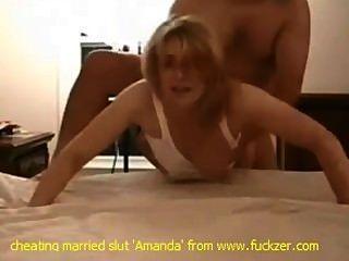 Polla Hambrienta Amateur Madura Esposa Follando Un Desconocido