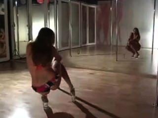 Leigh Ann Pole Dance