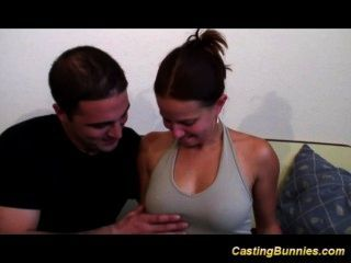 Busty Adolescentes Primer Casting Anal