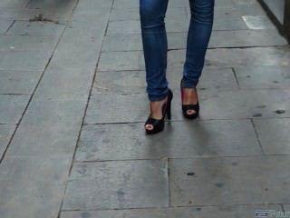 2 Minutos Vista Previa [fetiche De Fumar] Lidia _quot_a Fumar Spanish Beauty_quo