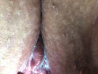 Masturbándose