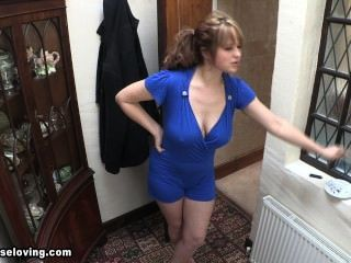 Louise Smoking Blue Downblouse 1