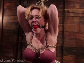 Orgasmo Extremo En La Esclavitud