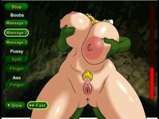 Princesa Perra Hentai Sexo Juego (nintendo)