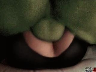 Scarlett Johansson Follada Por Hulk !!!!!!!!!!!!
