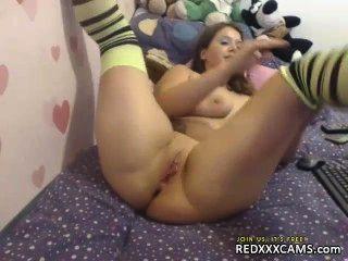 Hot Girl Cam Show 3