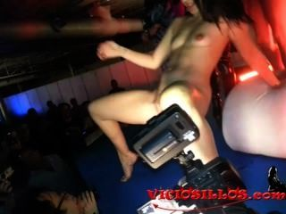 Pamela Sanchez Public Squirting En Feda Por Viciosillos.com