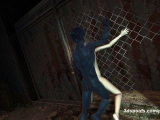 Cuidado De La Oscuridad # 2 Criaturas De Medianoche Dan En Todirty Big Titty Fucks