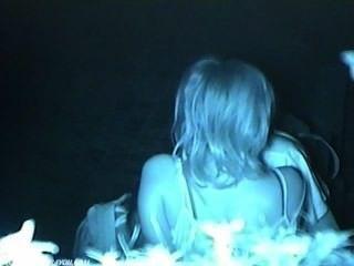 Cámara Oculta En El Sexo Del Parque De La Noche